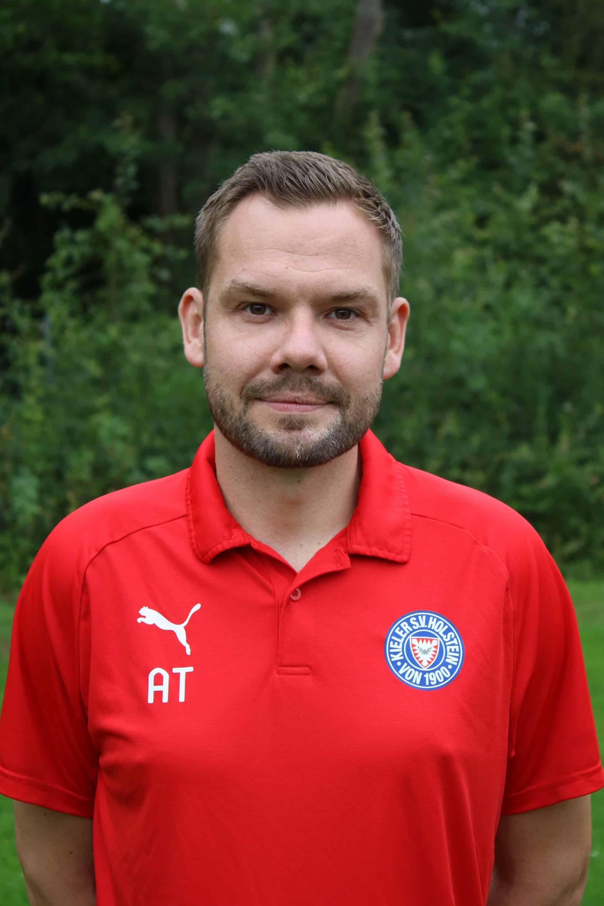 20190722 U23 Torwarttrainer Alan Tischmann