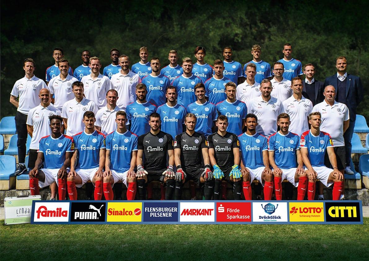 Teams Kieler Sportvereinigung Holstein Von 1900 E V