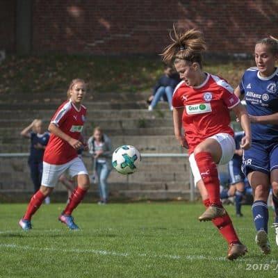 Regionalliga Nord Frauen 2018/19: Holstein Women – TSG 07 Burg Gretesch