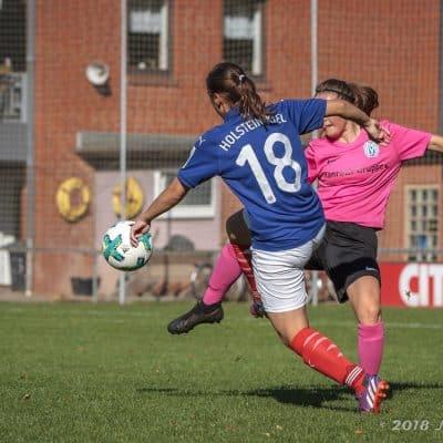 Regionalliga Nord Frauen: Holstein Women – SV Meppen II