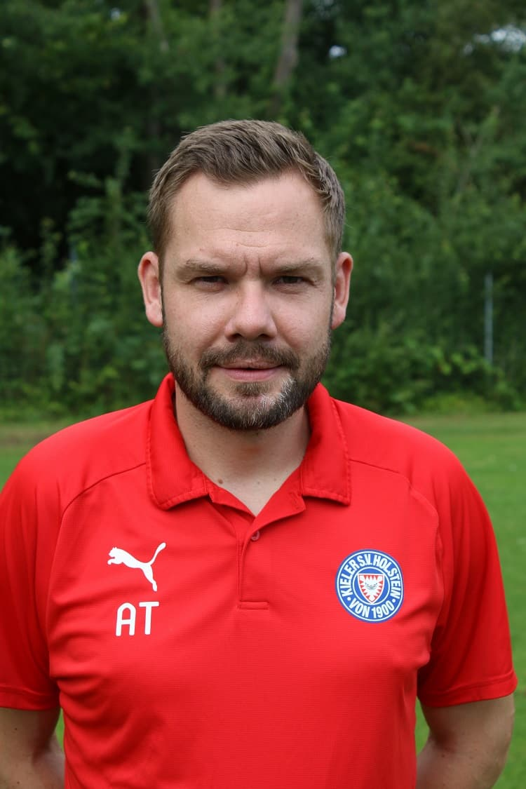 Torwarttrainer Alan Tischmann