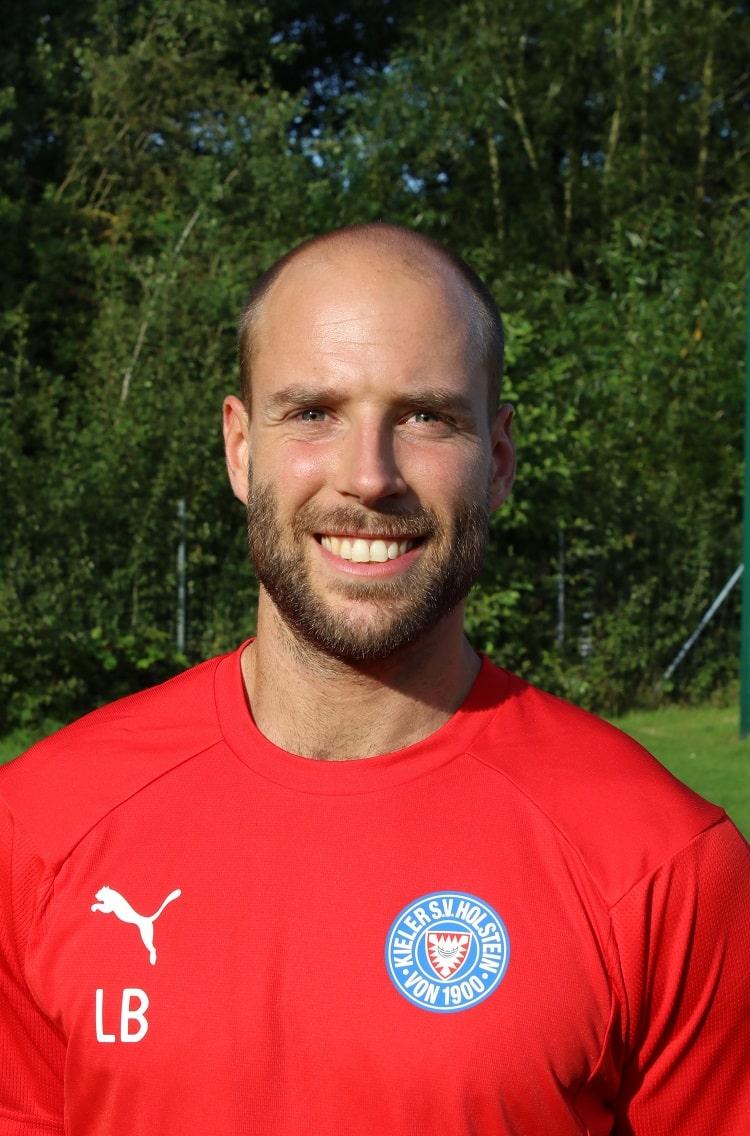 U17 Athletiktrainer Lasse Bork