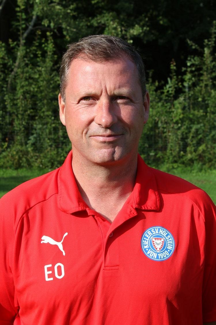 U17 Trainer Elard Ostermann