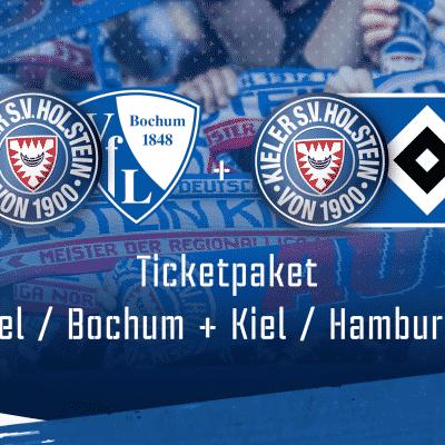Ticketpaket Bochum+ HSV