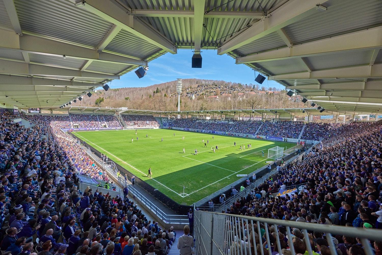 Aue Stadion