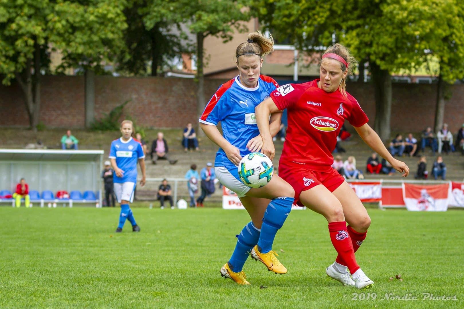 Holstein Women im DFB Pokal