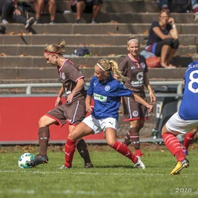 Regionalliga Nord Frauen: Holstein Women – FC St. Pauli