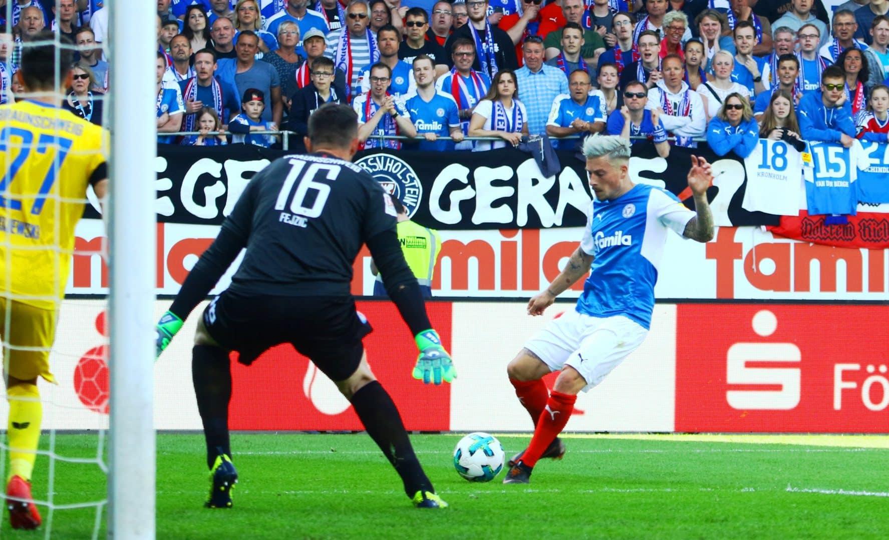 Holstein Kiel Fortuna Düsseldorf