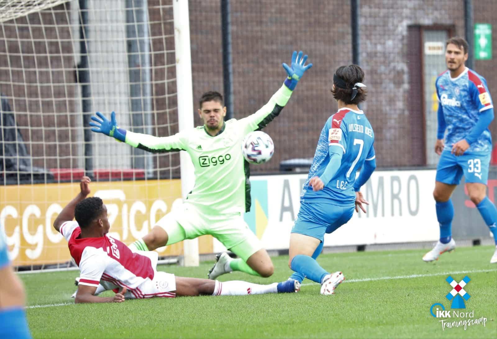 Ksv Unterliegt Im Test Bei Ajax Amsterdam Kieler Sportvereinigung Holstein Von 1900 E V