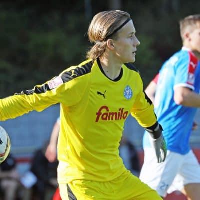 20200920 Julius Schmid gegen den Lüneburger SK