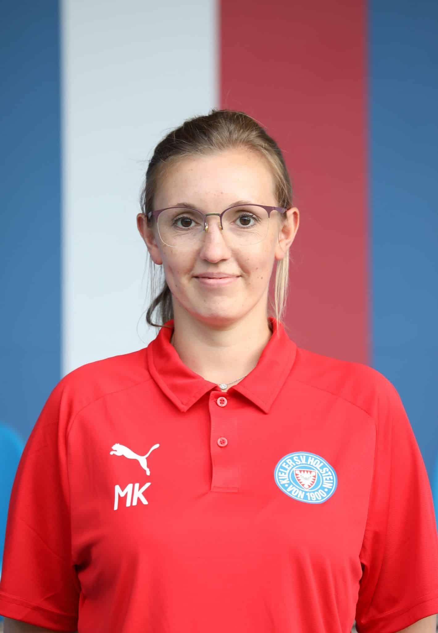 Physiotherapeutin Melanie Köhn