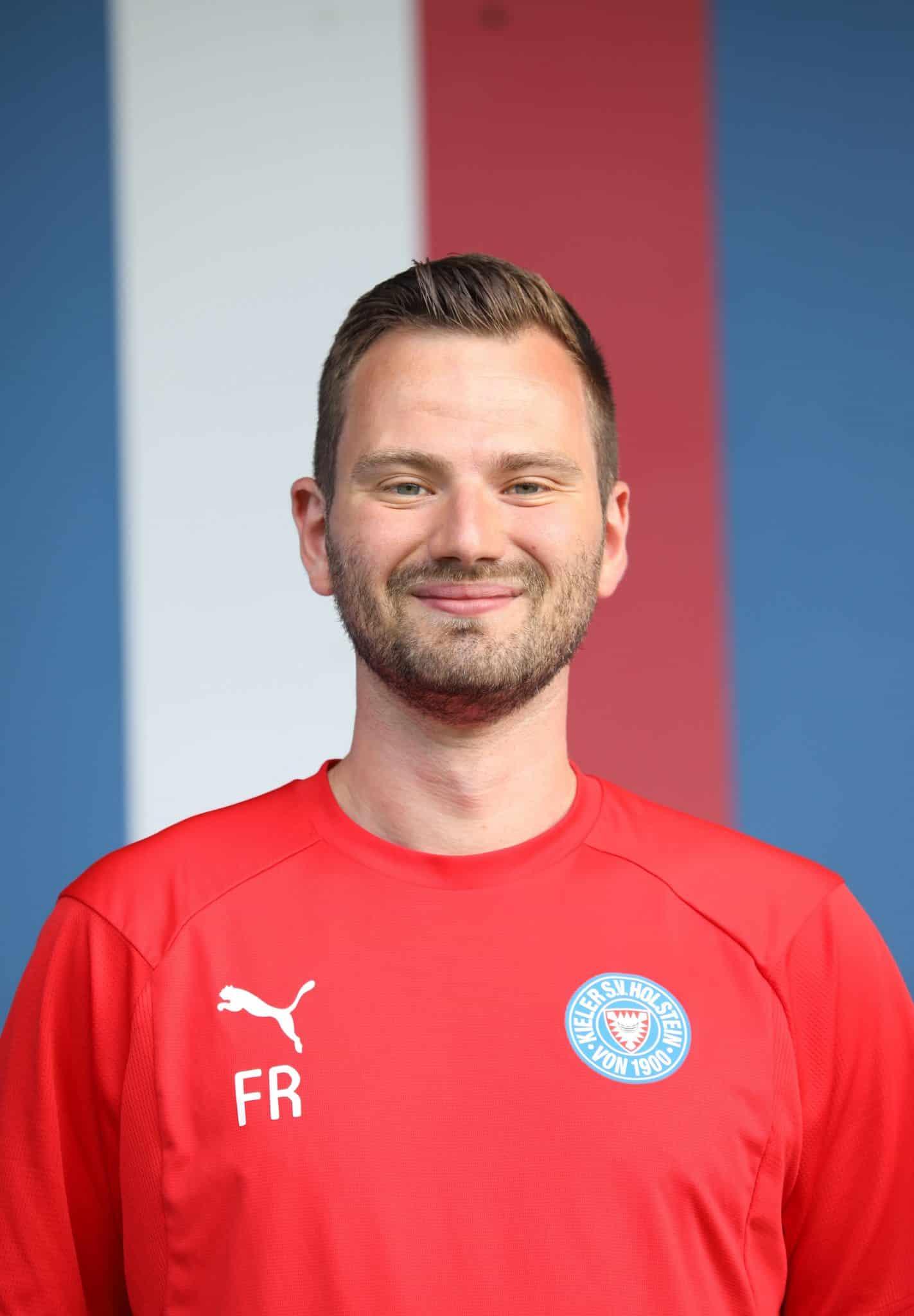 Trainerassistent Fabian Raue