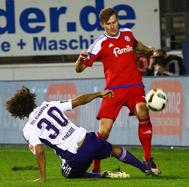 Holstein Kiel OsnabrГјck
