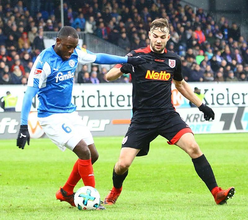 Holstein Kiel Sponsoren