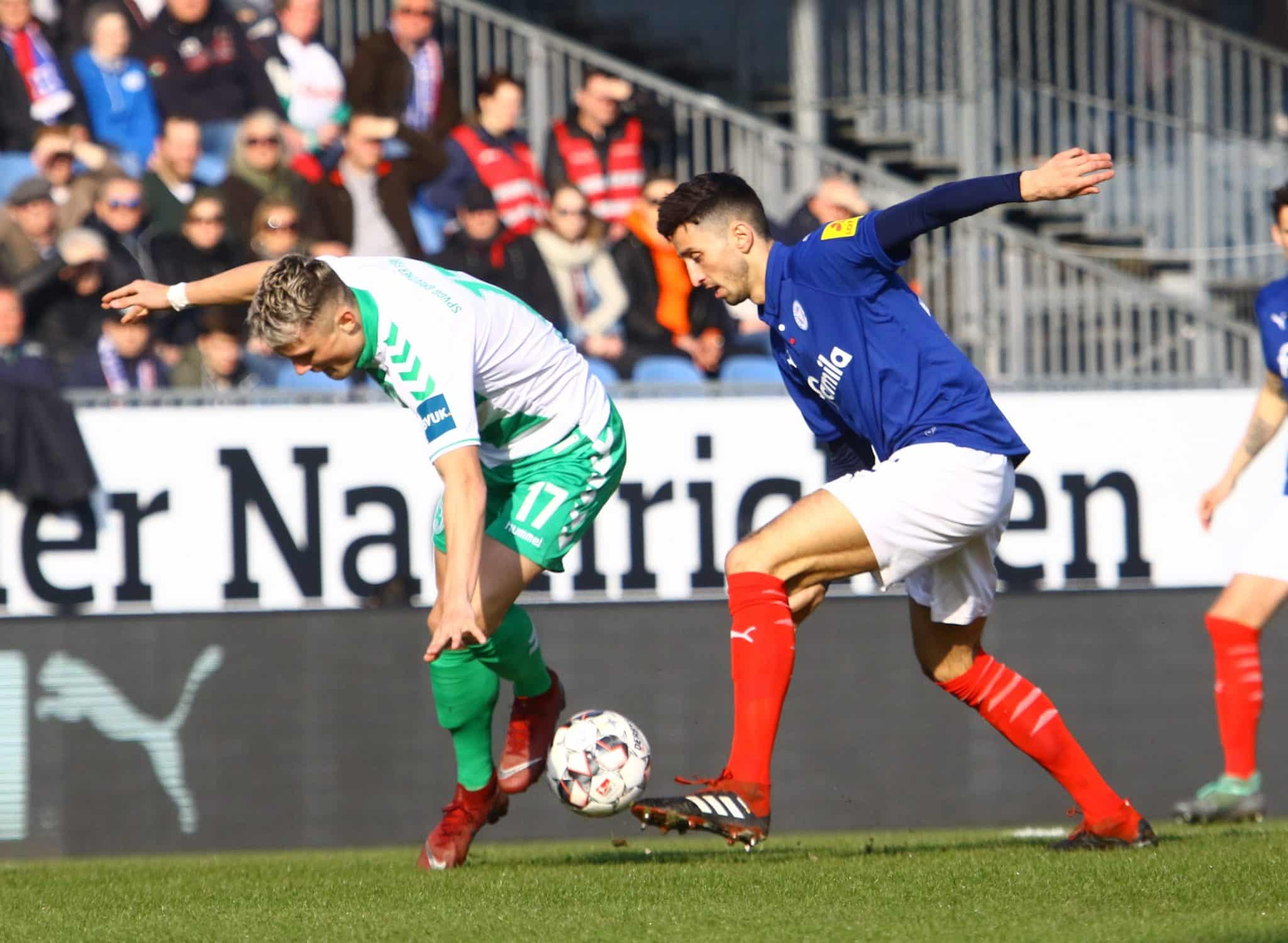 Holstein Kiel Spvgg Greuther Furth Kieler Sportvereinigung Holstein Von 1900 E V
