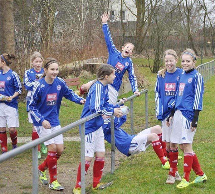 Suchsdorfer SV U14 Holstein Women Kieler