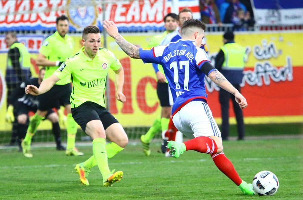 20170405 Steven Lewerenz gegen Wehen Wiesbaden