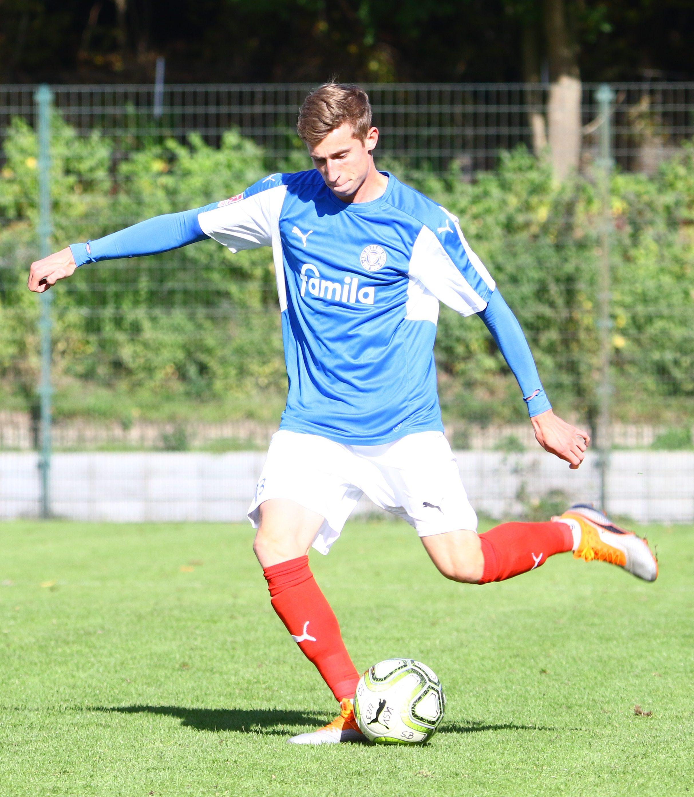 Holstein U23 Fc St Pauli Ii Kieler Sportvereinigung Holstein