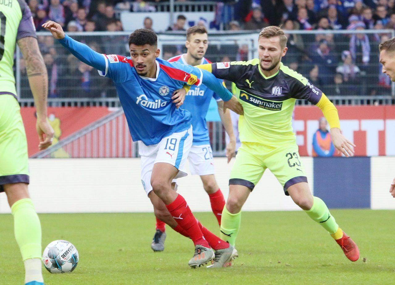 """Osna"""" eroberte Holstein-Stadion: Sechs Fakten zum VfL Osnabrück – Kieler  Sportvereinigung Holstein von 1900 e. V."""