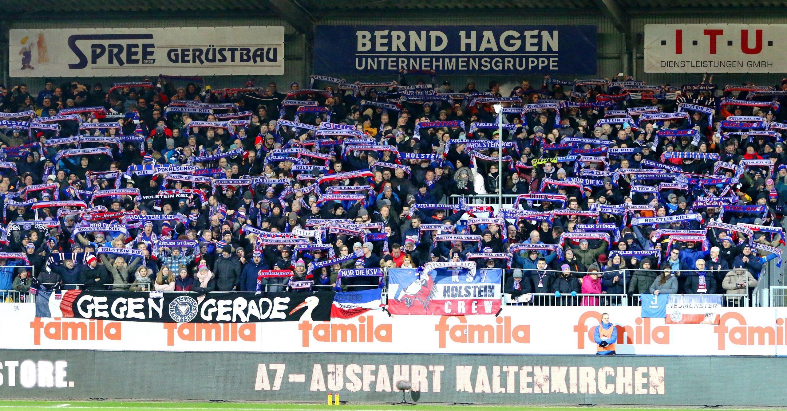 20200210 Holstein Fans gegen St Pauli