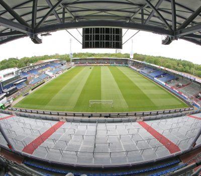 20200325 Das Holstein Stadion vor dem Stuttgart Spiel 02
