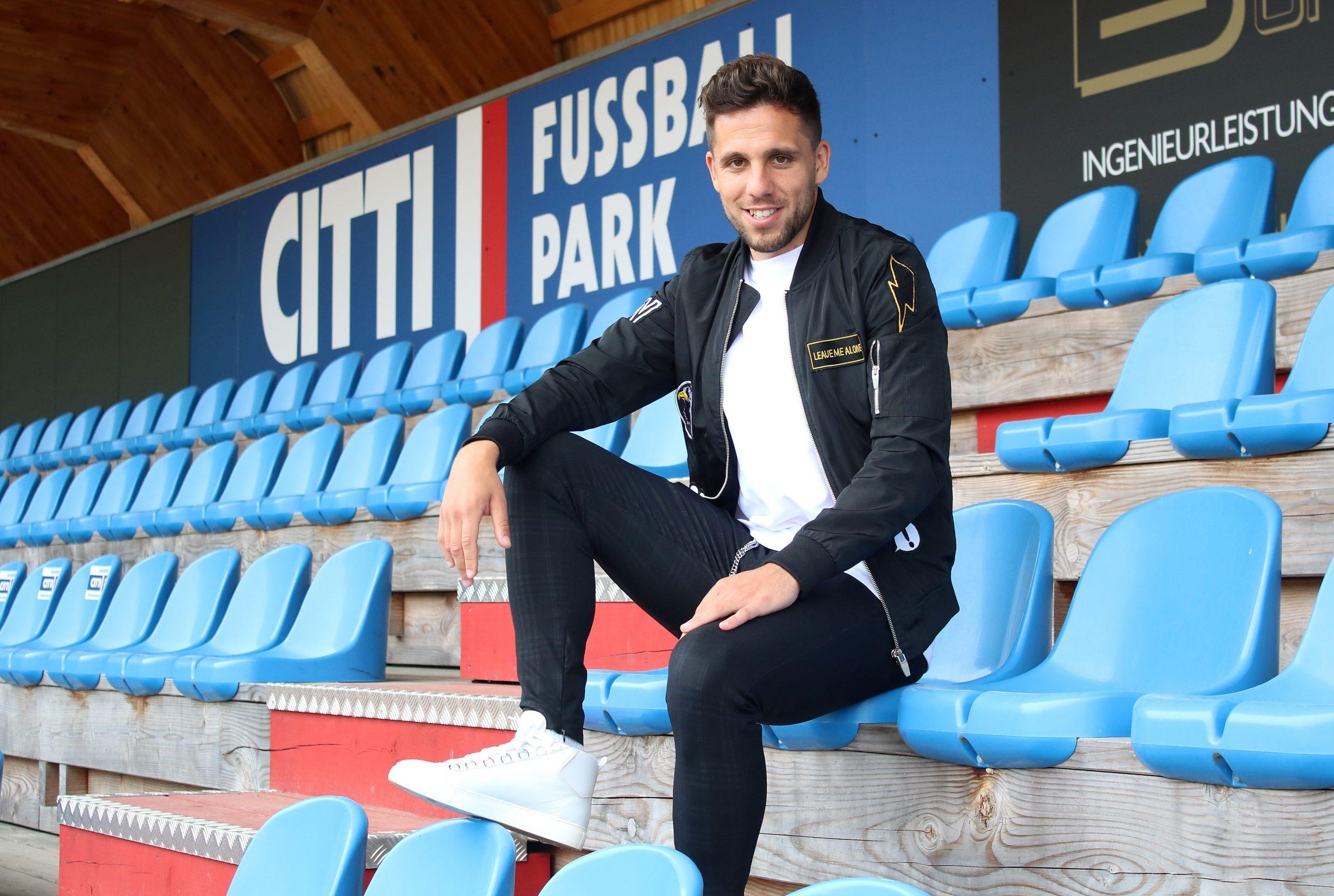 Ahmet Arslan wechselt ablosefrei vom VfB Lübeck zur KSV Holstein