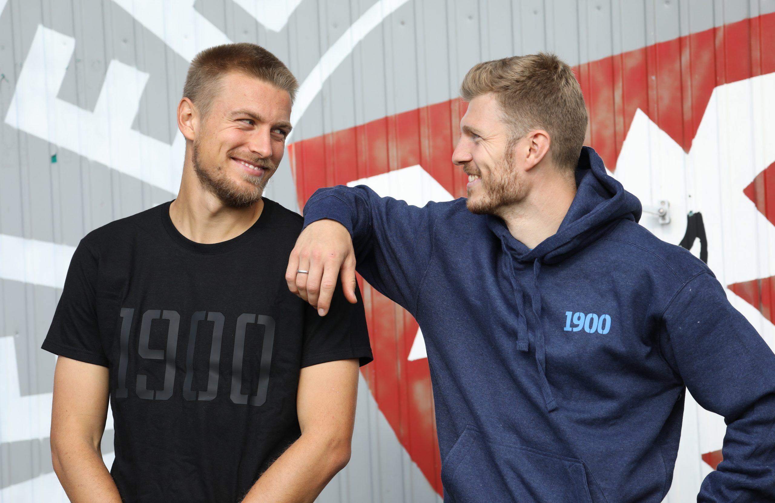 20200924 Die Leistungsträger Hauke Wahl und Alexander Mühling blicken optimistisch in die Zukunft