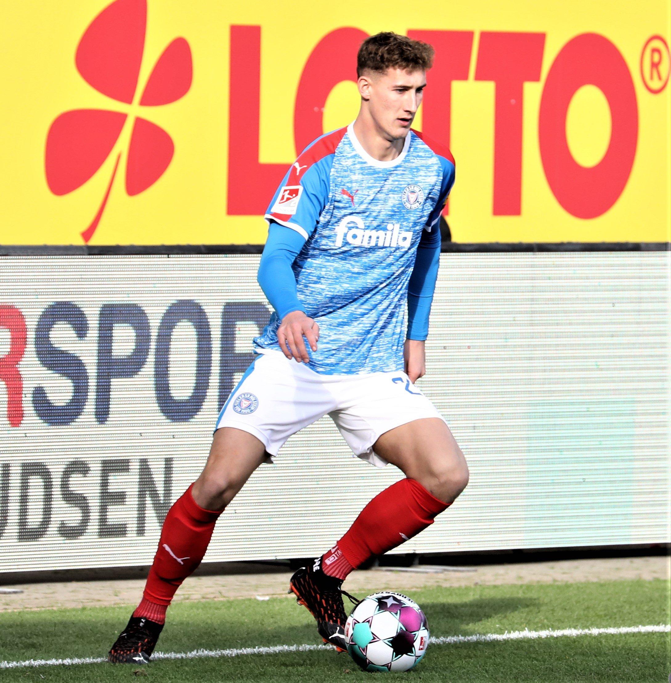 20201024 Phil Neumann gegen Fürth 01
