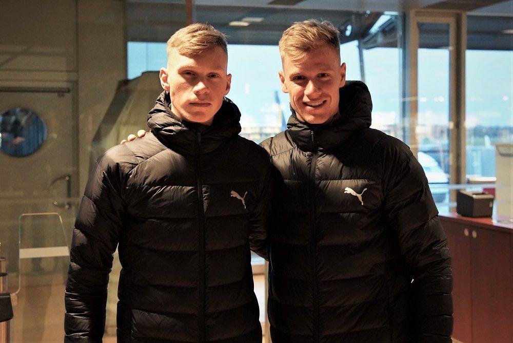 Barne Pernot + Jonas Sterner