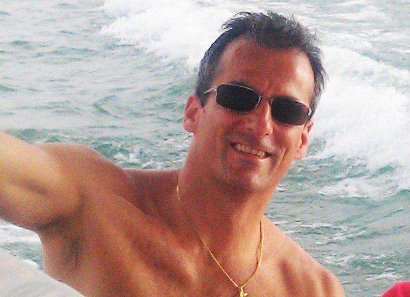 Bootsausflug mit Freunden bei Rio Grande