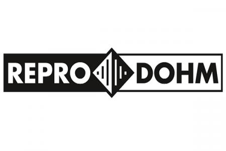 Sponsoren-Logo Repro Dohm
