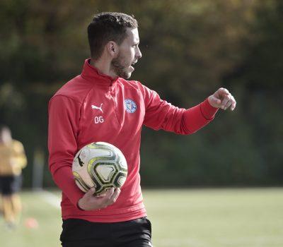 A Jugend Bundesliga Holstein - Dresden Dominik Glawogger