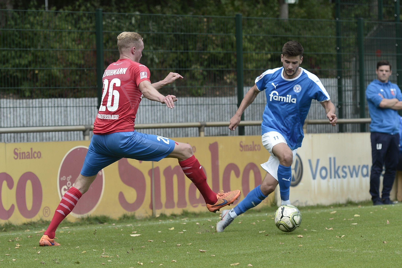 Regionalliga Nord Holstein Kiel II - Drochtersen/Assel
