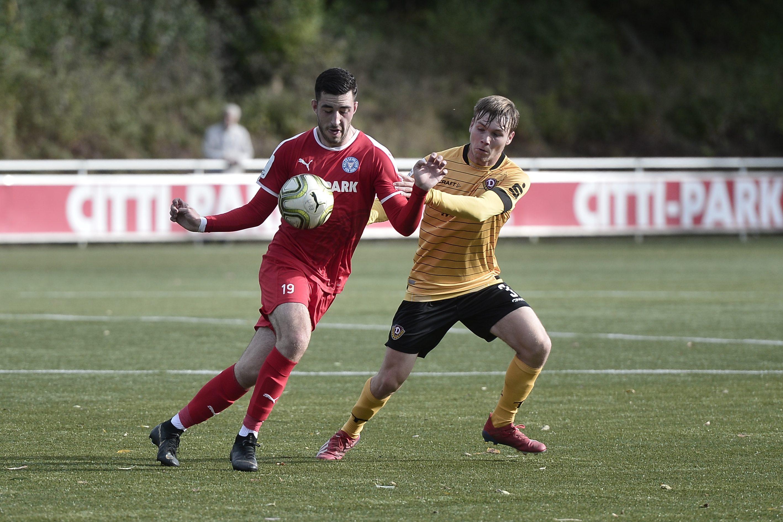 A Jugend Bundesliga Holstein - Dresden Maximilian Zoch (Kiel) - Maximilian Lebedev
