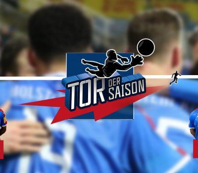 Halbfinale Tor der Saison