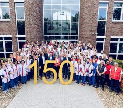 Im vergangenen Jahr konnte der Wulff Textil-Service sein 150-jähriges Jubiläum feiern