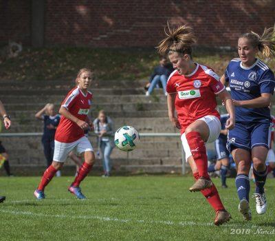 Regionalliga Nord Frauen 2018/19: Holstein Women - TSG 07 Burg Gretesch