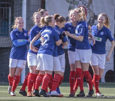 Regionalliga Nord Frauen: FC St. Pauli - Holstein Women