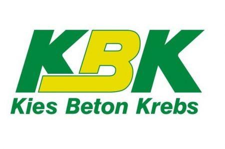 Sponsoren-Logo KBK - Kies Beton Krebs GmbH & CO. KG