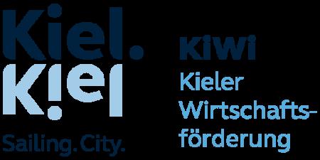 Sponsoren-Logo KiWi - Kieler Wirtschaftsförderungs- und Strukturentwicklungs GmbH