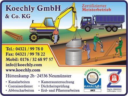 Sponsoren-Logo Koechly GmbH & Co KG