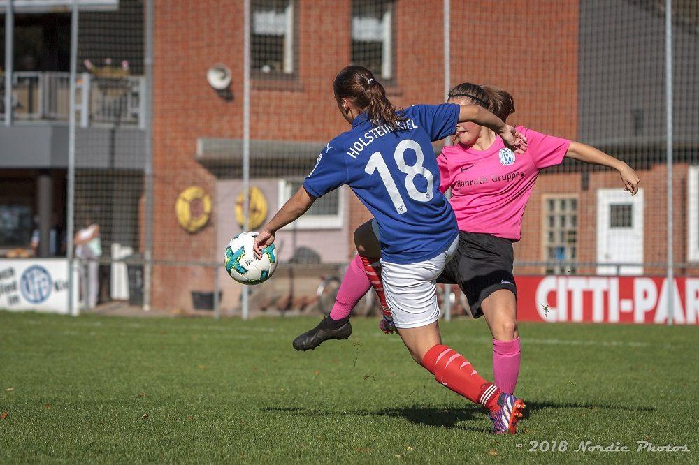 Regionalliga Nord Frauen: Holstein Women - SV Meppen II