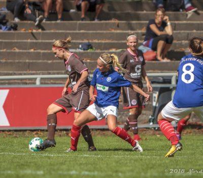 Regionalliga Nord Frauen: Holstein Women - FC St. Pauli