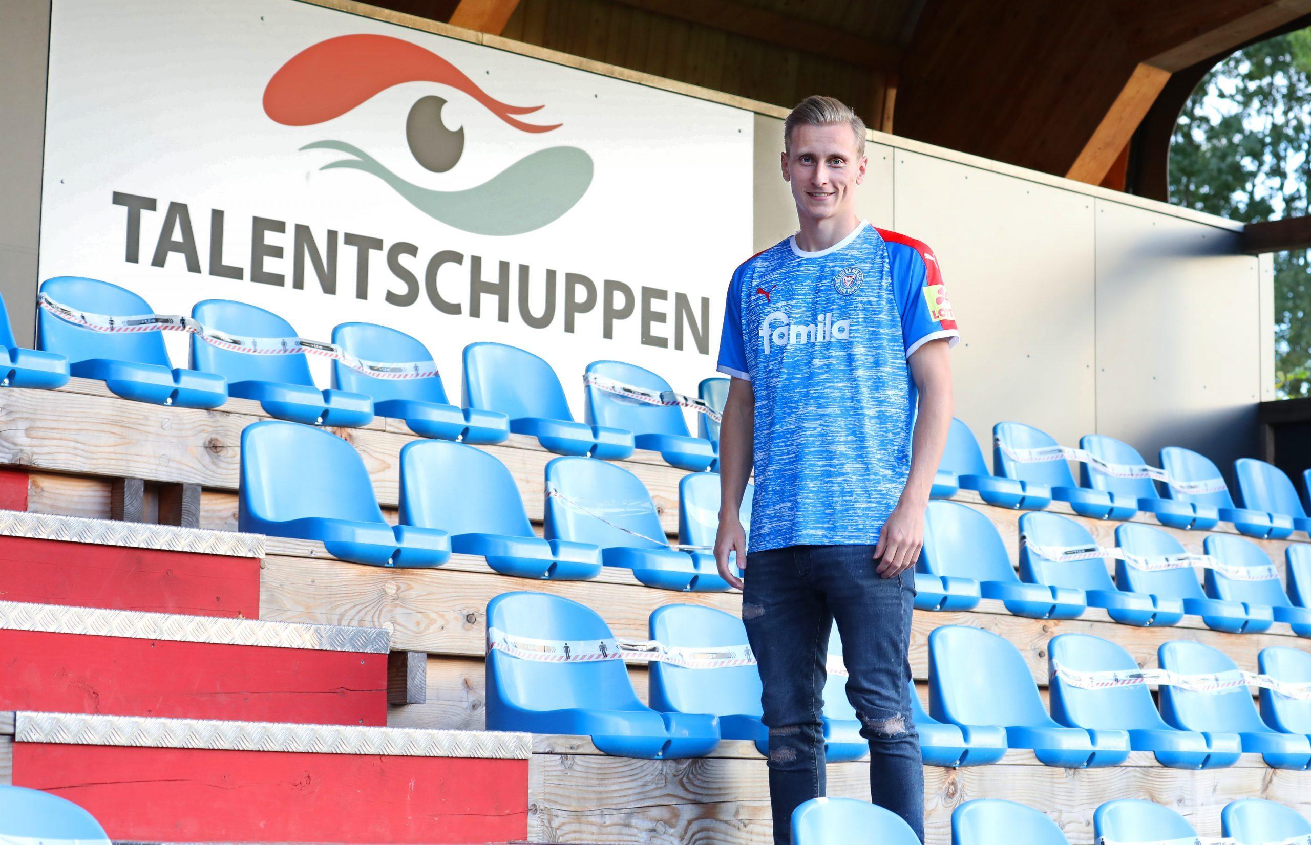 Joshua Mees Wechselt Zur Ksv Kieler Sportvereinigung Holstein Von 1900 E V
