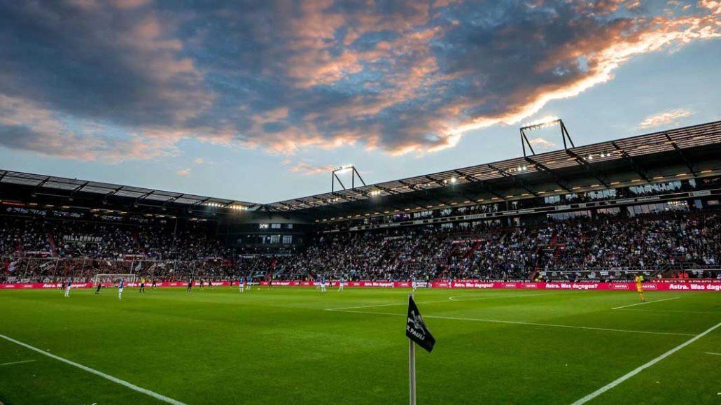 Karten Fur Das Auswartsspiel Beim Fc St Pauli Kieler