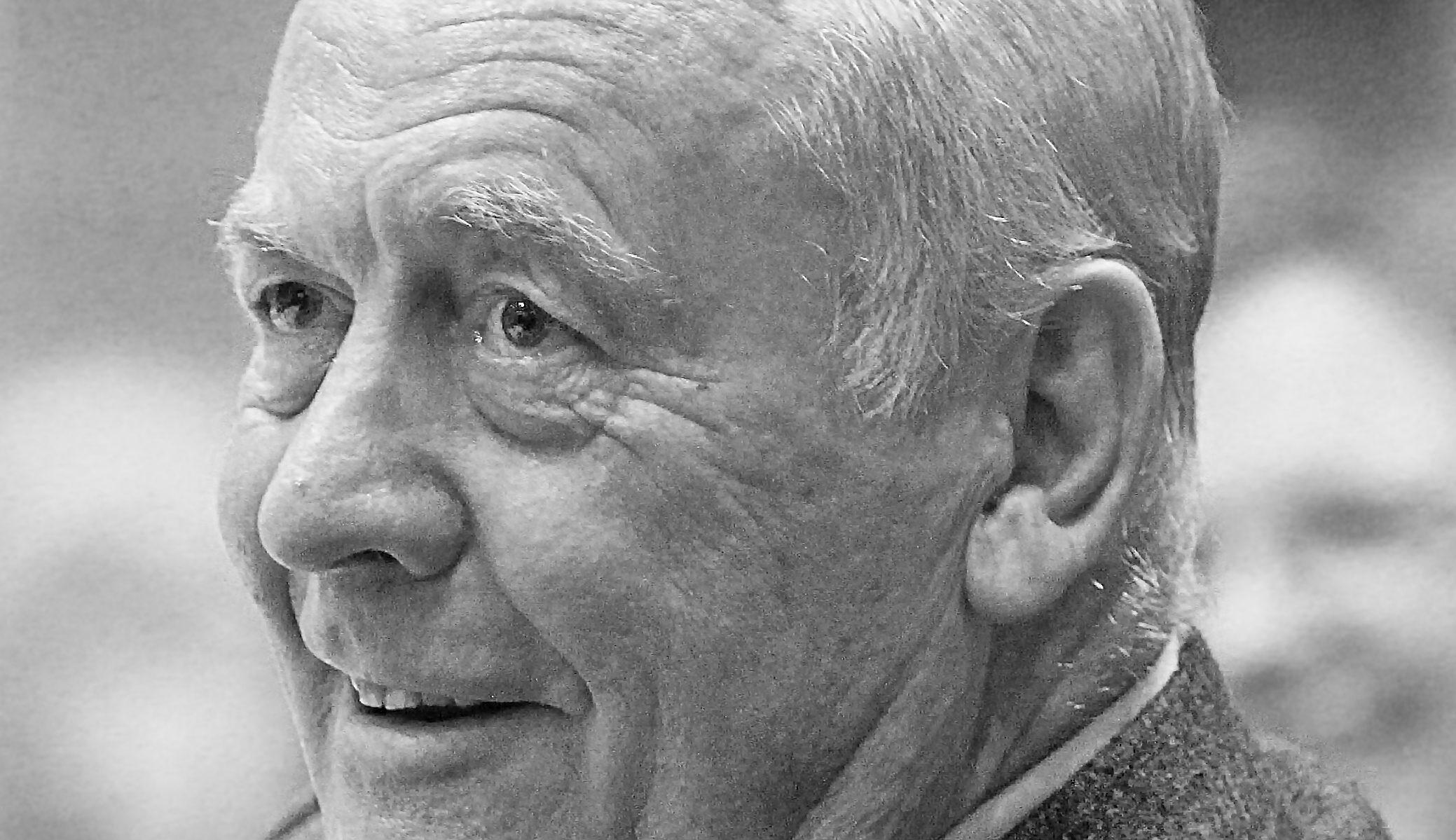 Olympiasieger von 1964 und deutsche Sportlegende Willi Holdorf