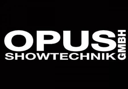 Sponsoren-Logo OPUS Showtechnik GmbH