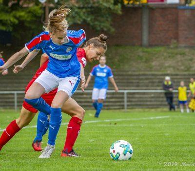 DFB Pokal 2019/20: Holstein Women - 1.FC Köln