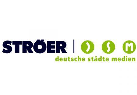 Sponsoren-Logo Ströer Deutsche-Städte-Medien GmbH