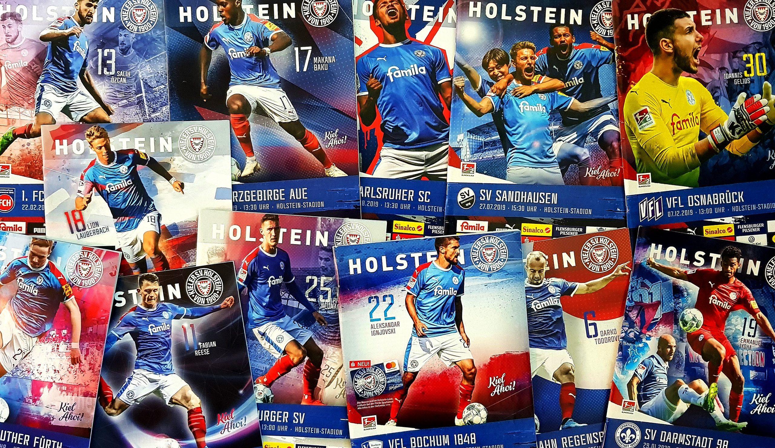 Titelseiten des Holstein Magazins 2020